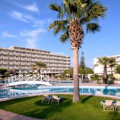 Отель Electra Palace Rhodes бассейн