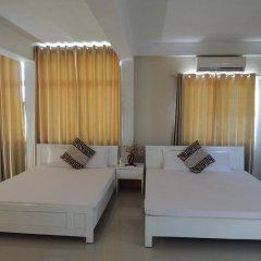 Huong Bien Hotel Halong комната для гостей фото 5