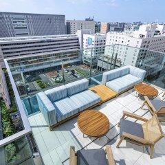 Отель Miyako Hakata Хаката балкон