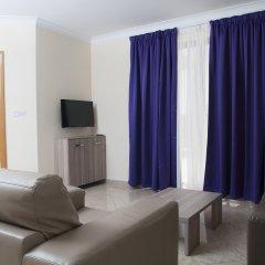 Blubay Apartments by ST Hotel Гзира комната для гостей фото 3