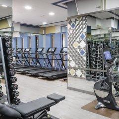 Hotel Villa Magna фитнесс-зал