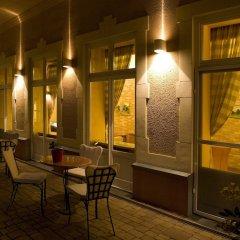 Отель Mamaison Residence Izabella Budapest питание
