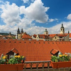 Отель Grand Bohemia Прага пляж