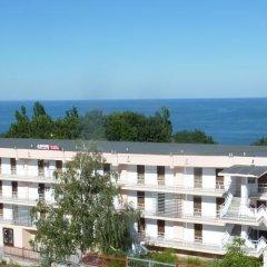 Отель Zarya Болгария, Генерал-Кантраджиево - отзывы, цены и фото номеров - забронировать отель Zarya онлайн пляж фото 2