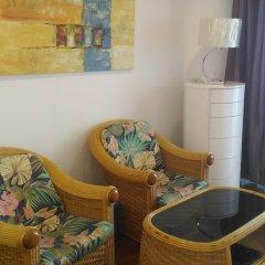 Апартаменты Sky Beach Apartment Паттайя комната для гостей фото 5