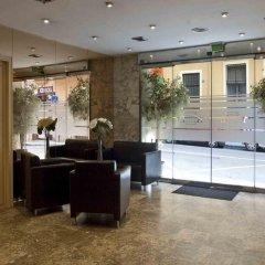 Отель Leuka интерьер отеля фото 3