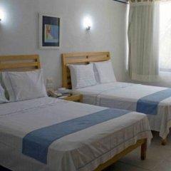 Отель Sotavento & Yacht Club Мексика, Канкун - отзывы, цены и фото номеров - забронировать отель Sotavento & Yacht Club онлайн комната для гостей фото 5