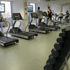 Eva Hotel фитнесс-зал фото 2