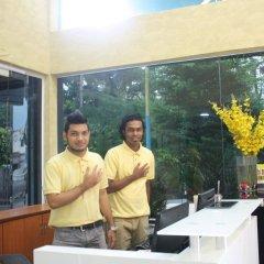 Отель Georgetown Hotel Малайзия, Пенанг - отзывы, цены и фото номеров - забронировать отель Georgetown Hotel онлайн интерьер отеля фото 2