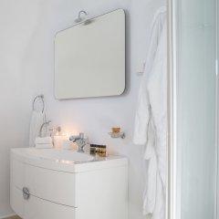 Отель Santorini Princess Presidential Suites Греция, Остров Санторини - отзывы, цены и фото номеров - забронировать отель Santorini Princess Presidential Suites онлайн ванная фото 2