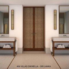 Отель Ani Villas Sri Lanka сейф в номере