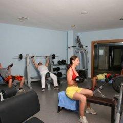 Отель Side Mare Resort & Spa Сиде фитнесс-зал фото 2