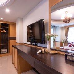 Отель Pratunam Pavilion Бангкок удобства в номере фото 2
