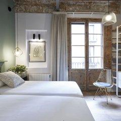 Отель Ainb Gothic Cathedral Apartments Испания, Барселона - отзывы, цены и фото номеров - забронировать отель Ainb Gothic Cathedral Apartments онлайн комната для гостей фото 4
