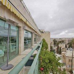 Legacy Hotel Израиль, Иерусалим - 3 отзыва об отеле, цены и фото номеров - забронировать отель Legacy Hotel онлайн балкон