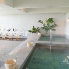 Balcony Courtyard Sriracha Hotel & Serviced Apartments бассейн