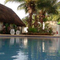 Отель Maya Hotel Residence Мексика, Остров Ольбокс - отзывы, цены и фото номеров - забронировать отель Maya Hotel Residence онлайн бассейн фото 3