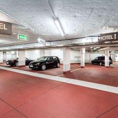 Отель NH Collection Nürnberg City парковка