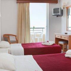 Dedalos Beach Hotel комната для гостей