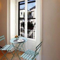 Отель B&B Bonaparte Suites балкон