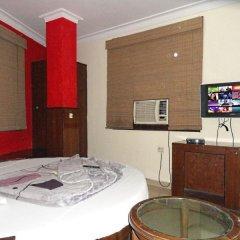 Hotel Shbad Deluxe в номере
