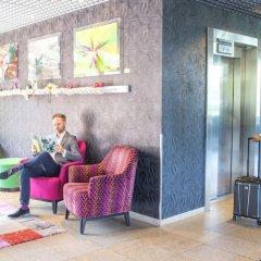 Отель Westcord Fashion Амстердам интерьер отеля фото 3