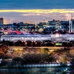 Отель Hyatt Place Washington DC/National Mall США, Вашингтон - отзывы, цены и фото номеров - забронировать отель Hyatt Place Washington DC/National Mall онлайн приотельная территория фото 2