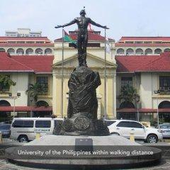 Отель Leesons Residences Филиппины, Манила - отзывы, цены и фото номеров - забронировать отель Leesons Residences онлайн фото 8