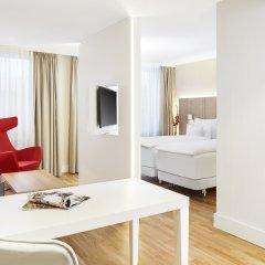 Отель NH Collection Hamburg City комната для гостей фото 5