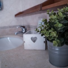 Hotel Gabbiano Римини ванная фото 2