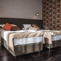 Гостиница M1 club Одесса комната для гостей фото 2