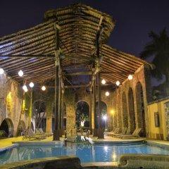 Отель Fiesta Americana Hacienda San Antonio El Puente Cuernavaca Ксочитепек бассейн фото 3