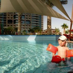 Отель Khalidiya Palace Rayhaan by Rotana, Abu Dhabi детские мероприятия
