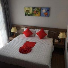 Maple Leaf Hotel & Apartment Нячанг комната для гостей фото 3