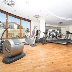 Отель GPRO Valparaiso Palace & Spa фитнесс-зал фото 2