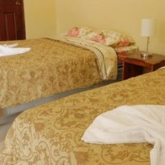 Hotel Cuna Maya Копан-Руинас комната для гостей фото 5