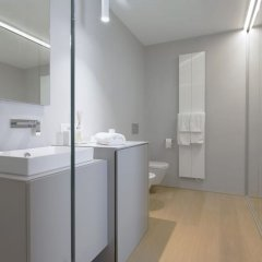 Отель Luxury Suites Collection Италия, Риччоне - отзывы, цены и фото номеров - забронировать отель Luxury Suites Collection онлайн ванная