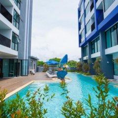 Krabi SeaBass Hotel бассейн фото 3