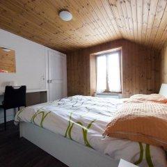 Отель Auberge du Mont-Blanc комната для гостей