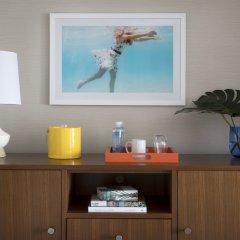 Отель Dream Inn Santa Cruz ванная фото 2