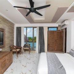 Отель Samann Grand Мальдивы, Мале - отзывы, цены и фото номеров - забронировать отель Samann Grand онлайн комната для гостей фото 3