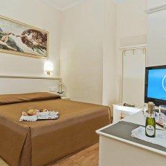 Отель Domus Via Veneto Италия, Рим - 1 отзыв об отеле, цены и фото номеров - забронировать отель Domus Via Veneto онлайн комната для гостей фото 2