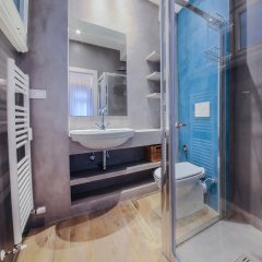 Отель Michelucci Balcony ванная