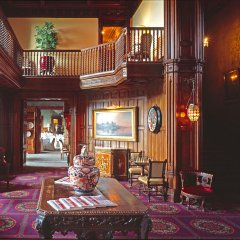 Отель Ashford Castle развлечения