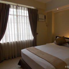 Отель M Citi Suites комната для гостей