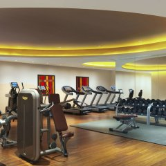 Отель Conrad Macao Cotai Central фитнесс-зал фото 2