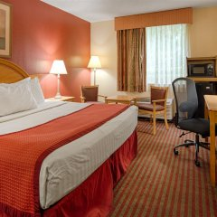 Отель Best Western Center Inn США, Вирджиния-Бич - отзывы, цены и фото номеров - забронировать отель Best Western Center Inn онлайн комната для гостей фото 5
