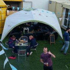 Отель Containers Hostel Edinburgh Великобритания, Эдинбург - отзывы, цены и фото номеров - забронировать отель Containers Hostel Edinburgh онлайн фото 2