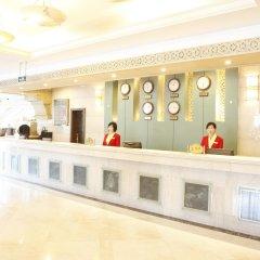 Отель Beijing Ningxia Hotel Китай, Пекин - отзывы, цены и фото номеров - забронировать отель Beijing Ningxia Hotel онлайн интерьер отеля