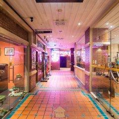 Отель Buddy Lodge Бангкок интерьер отеля фото 3
